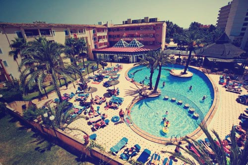 Apartments for your Hen Party in Magaluf