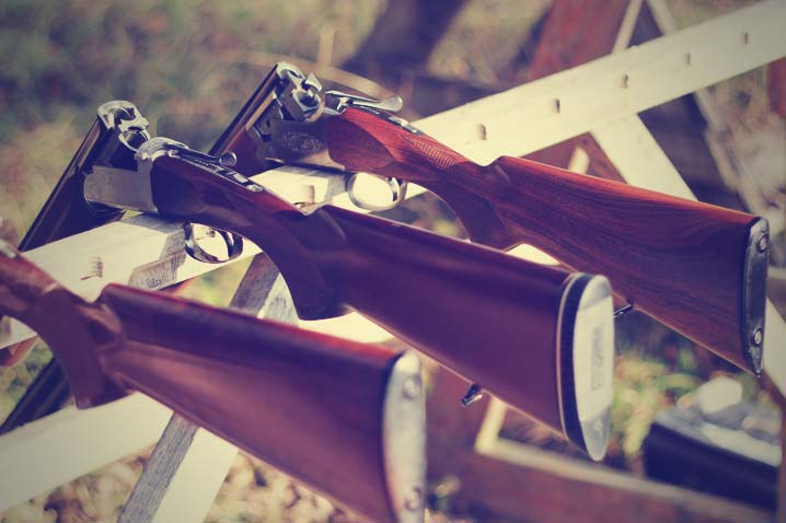 Clay Pigeon Shooting in York