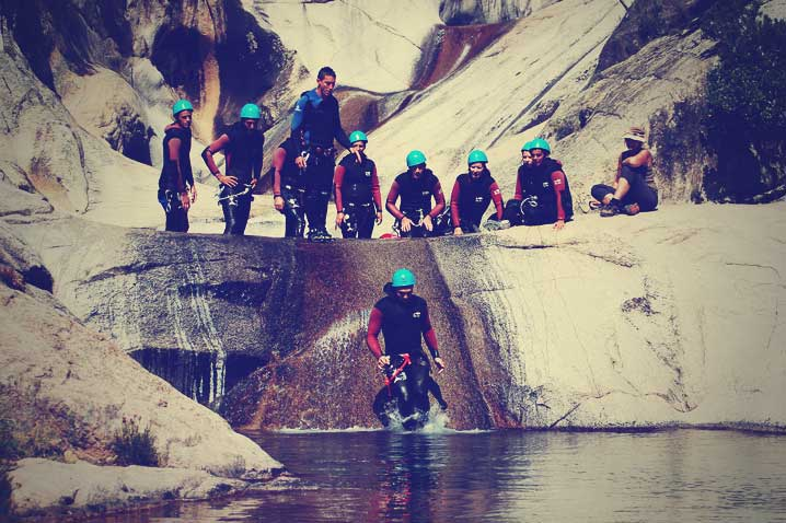 Coasteering Stag Do