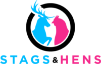 Stags and Hens Logo